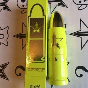 Jeffree Star Lip Ammunition in Brown Sugar